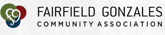 fairfield gonzales community association